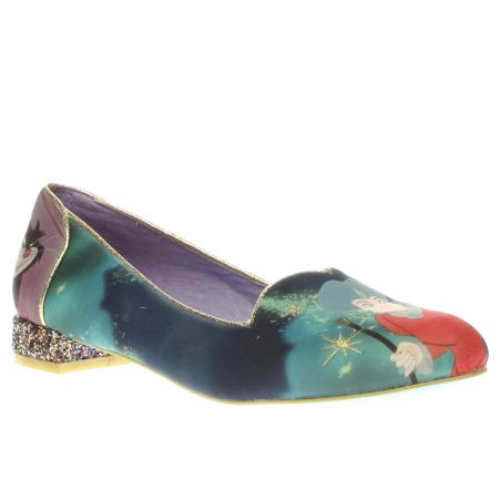 irregular choice cinderella cant stop me 1