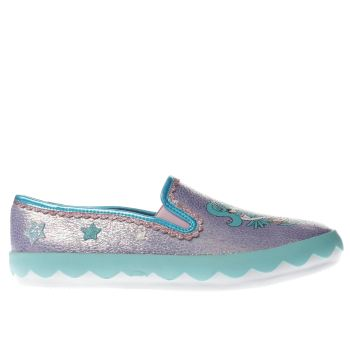 Irregular Choice Multi Tropical Betty Womens Flats