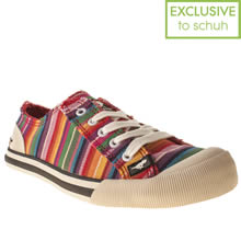 Multi Rocket Dog Jazzin Ii Stripe
