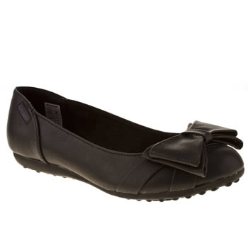 Womens Rocket Dog Black Ramona Flats