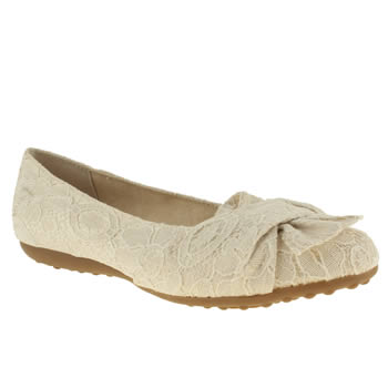 womens rocket dog white risky ii nightie flat shoes