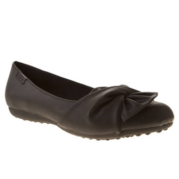 Womens Rocket Dog Black Risky Ii Flats