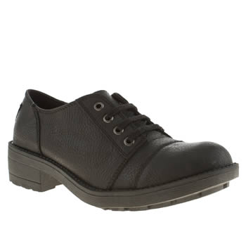 Womens Rocket Dog Black Telaney Flats