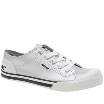 Rocket Dog Silver Jazzin Womens Flats