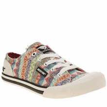 Rocket Dog Multi Jazzin Tiesto Womens Flats