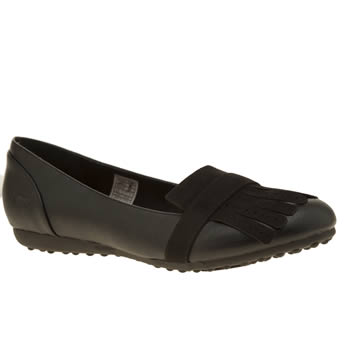 Rocket Dog Black Ronny Womens Flats