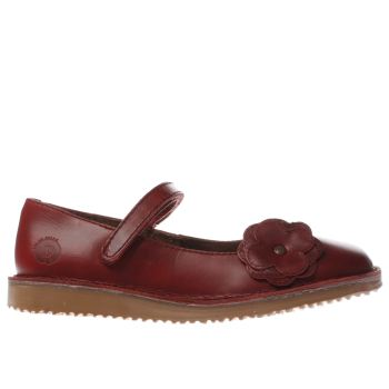 Red Or Dead Red Jules Womens Sandals