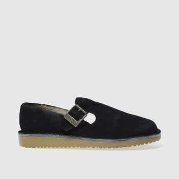 Red Or Dead Black Shorna Womens Flats