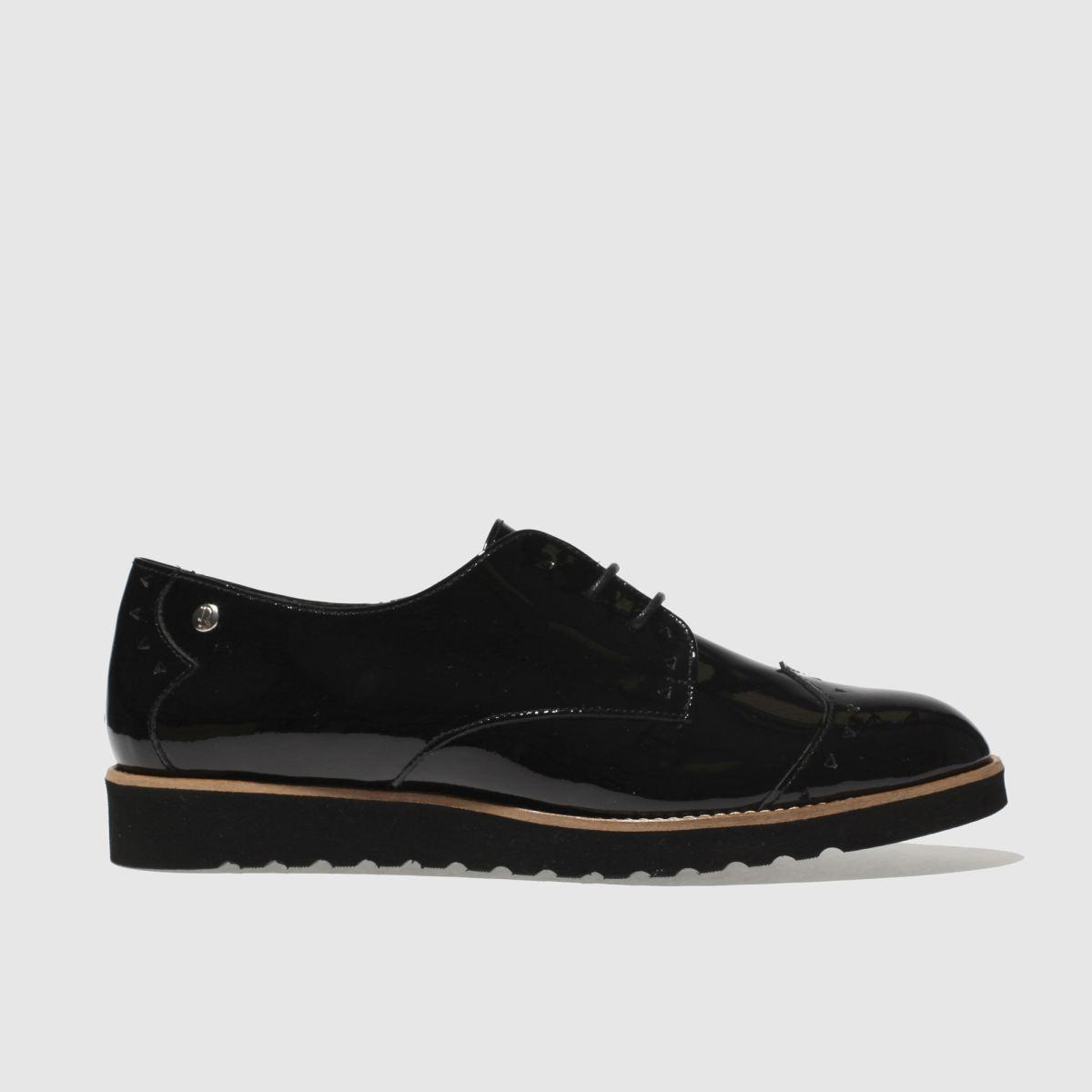 Red Or Dead Black Miss Parkin Flat Shoes