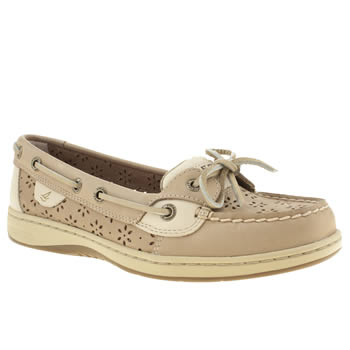Sperry Tan Angelfish Ii Flats
