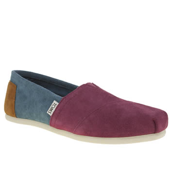 Toms Multi Seasonal Classic Womens Flats