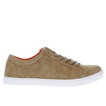 Ugg Tan Karine Womens Trainers