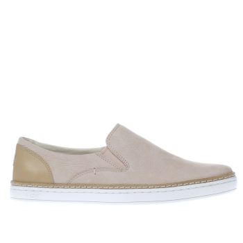 Ugg Pink Adley Womens Flats