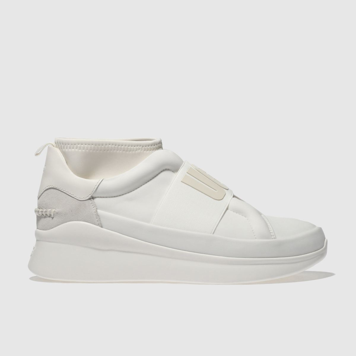Ugg White Neutra Sneaker Trainers