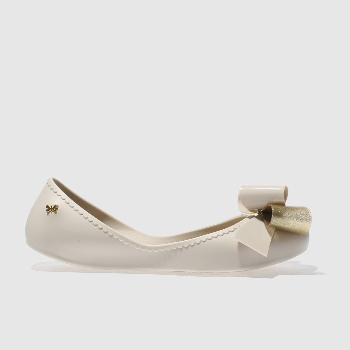 zaxy natural start romance ii flat shoes
