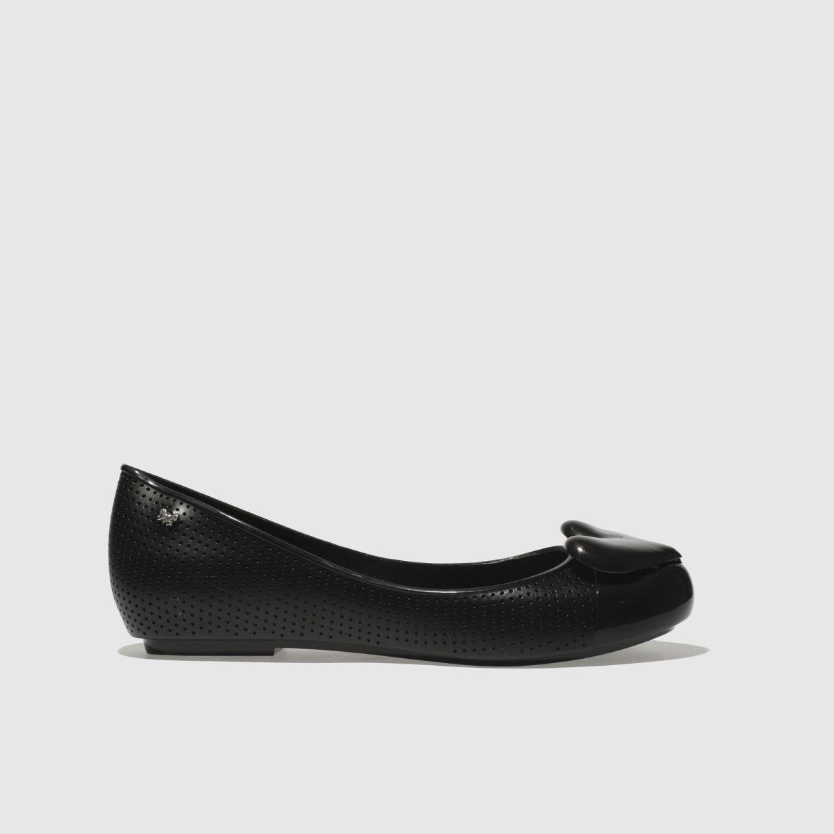 Zaxy Zaxy Black Pop Beauty Flat Shoes