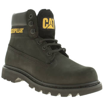 womens caterpillar black cat colorado boots