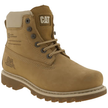 Caterpillar Natural Bruiser Ii Boots
