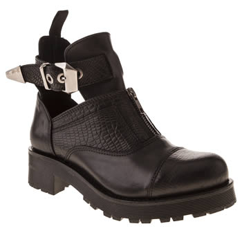 womens schuh black day light boots