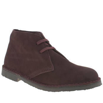 Womens Schuh Burgundy Nifty Boots