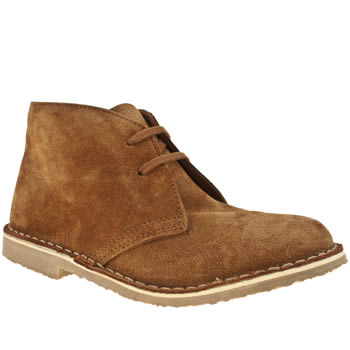 Schuh Tan Nifty Womens Boots