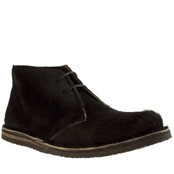 Womens Schuh Black Speed Date Boots