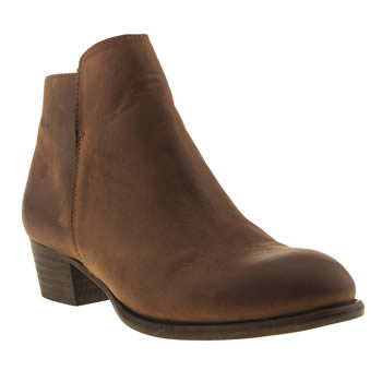 womens schuh brown universe boots