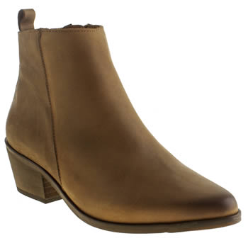 Womens Schuh Brown Ambush Boots