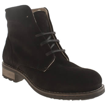 Womens Schuh Black Revolve Boots
