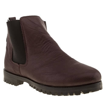 womens schuh burgundy all mine boots