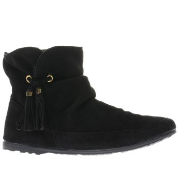 Schuh Black Prime Time Womens Boots