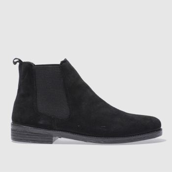 Womens Schuh Black Prompt Boots