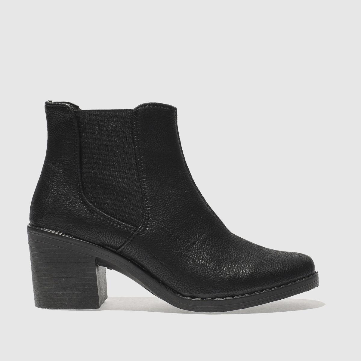 schuh black flash boots