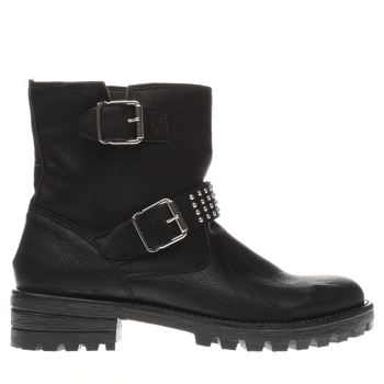 Schuh Black Filly Womens Boots