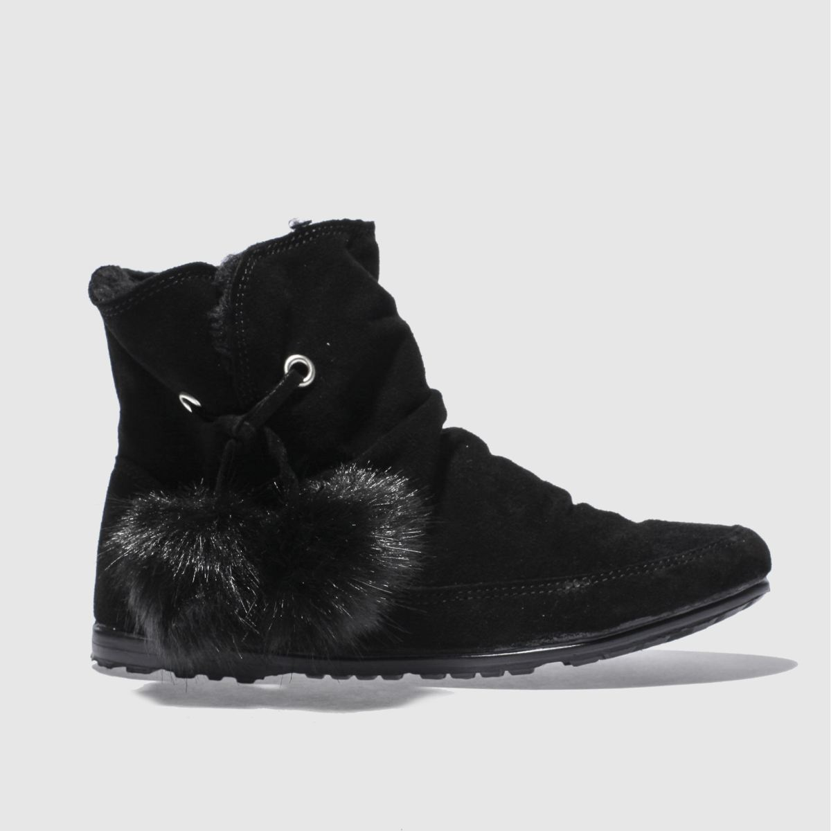 Schuh Black Prime Suspect Boots