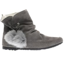 Schuh Grey Prime Suspect Womens Boots