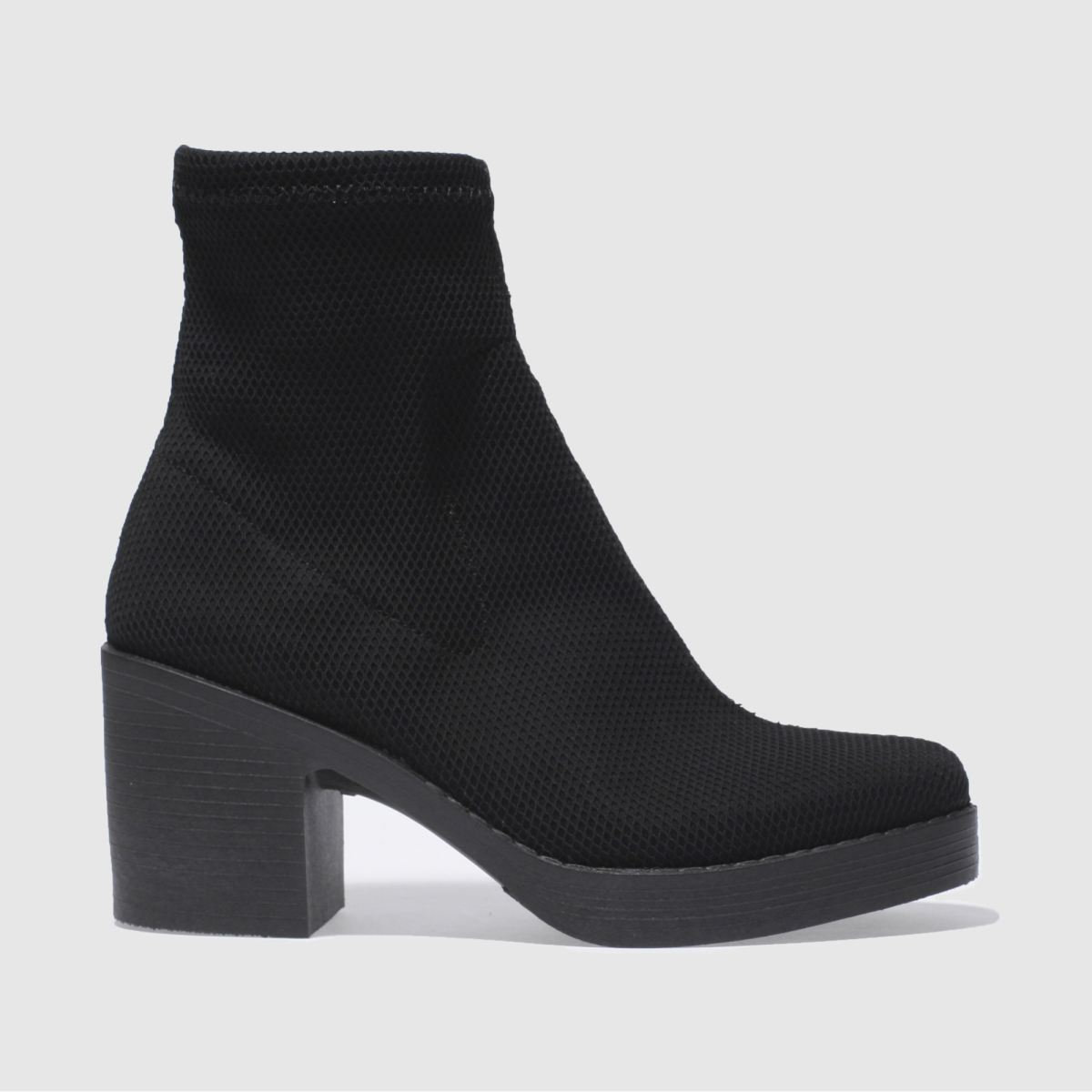 schuh black winning boots