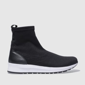 Schuh Black Air Time Womens Boots
