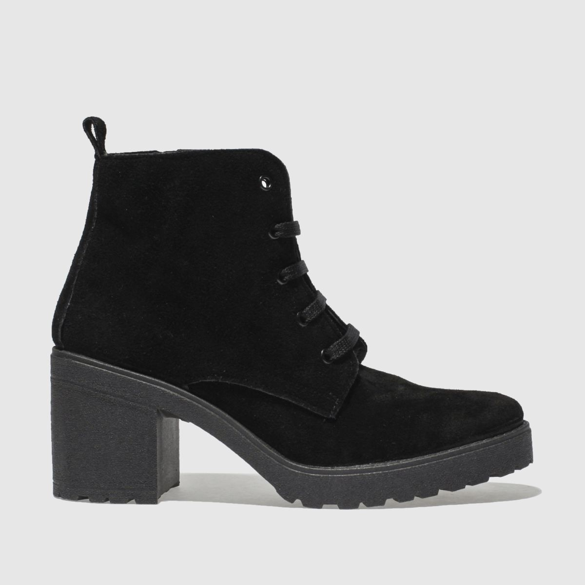 Schuh Black Chatty Boots
