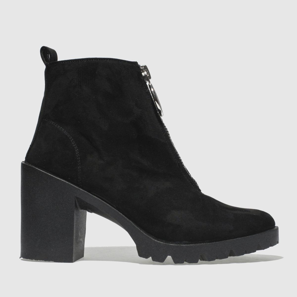 Schuh Black Dilemma Boots