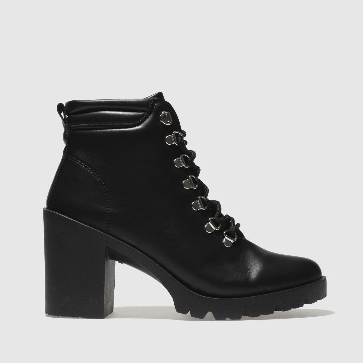 Schuh Black Ringer Boots
