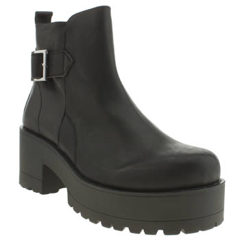 Schuh Black Fever Boots
