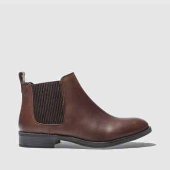 Schuh Brown PRESSURE Boots