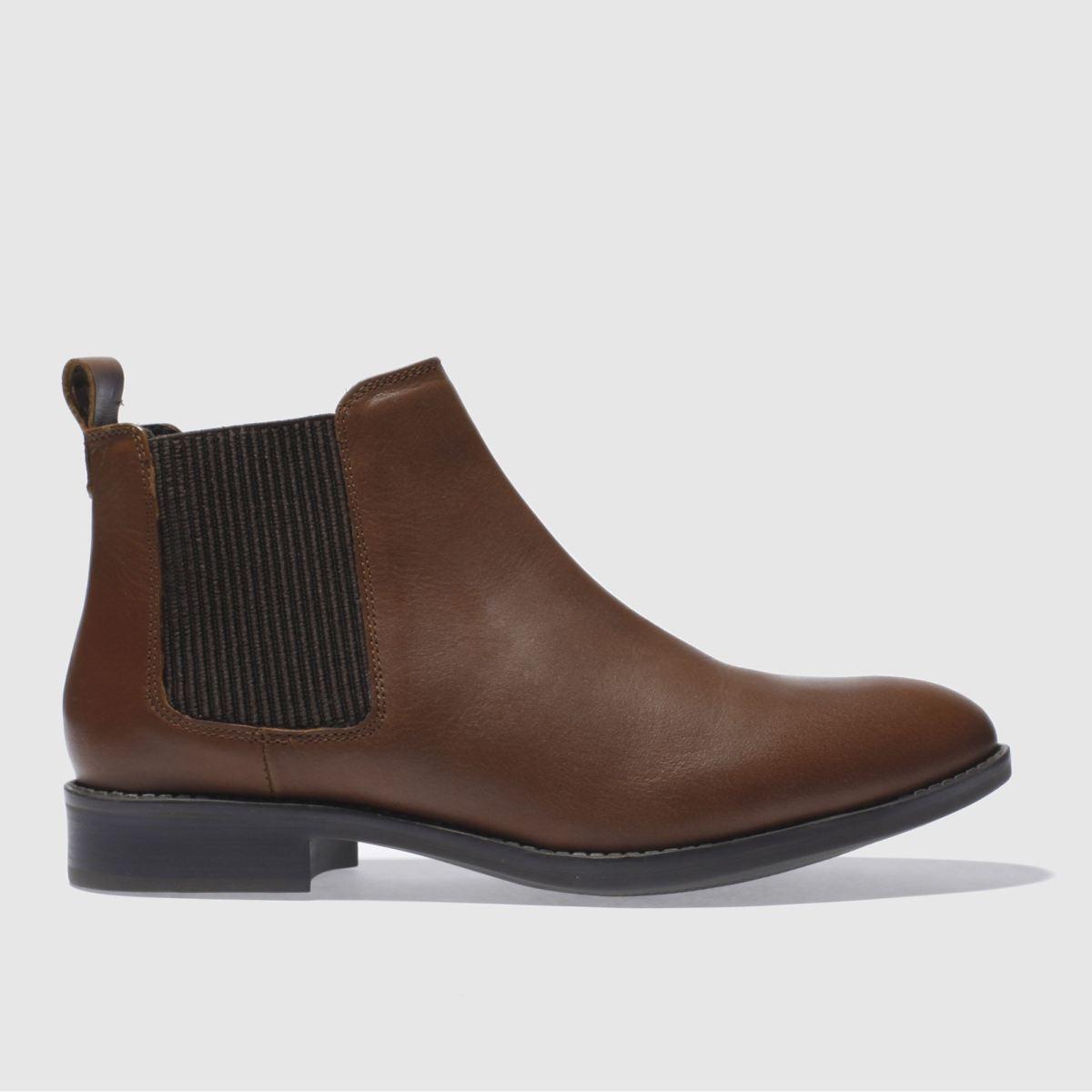 schuh Schuh Tan Pressure Boots