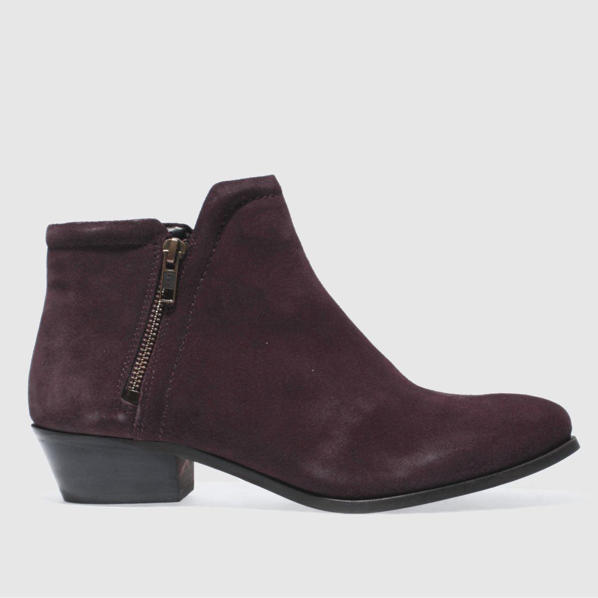 Schuh Burgundy Galaxy Ii Boots
