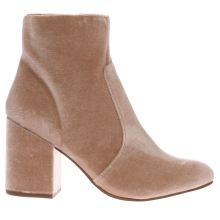 Schuh Pale Pink Honcho Womens Boots
