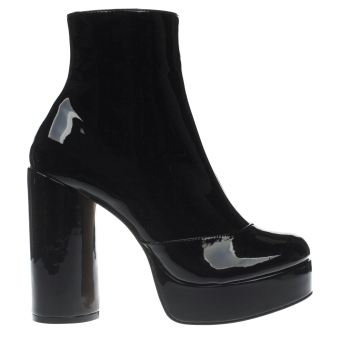 Schuh Black Girl Power Boots