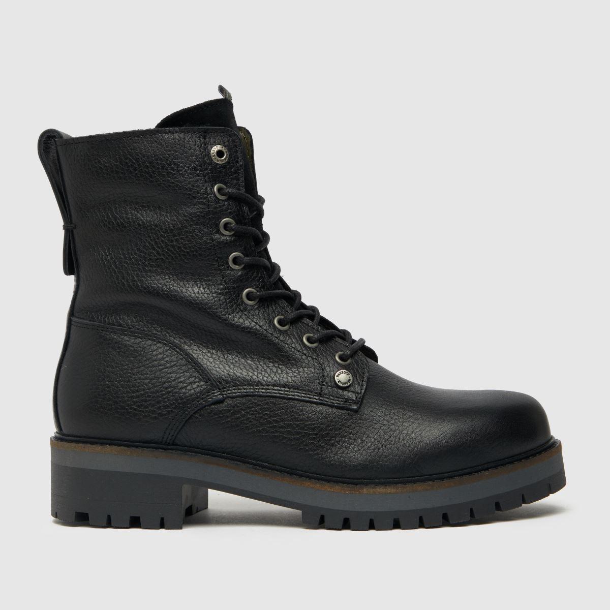 schuh black mellow boots