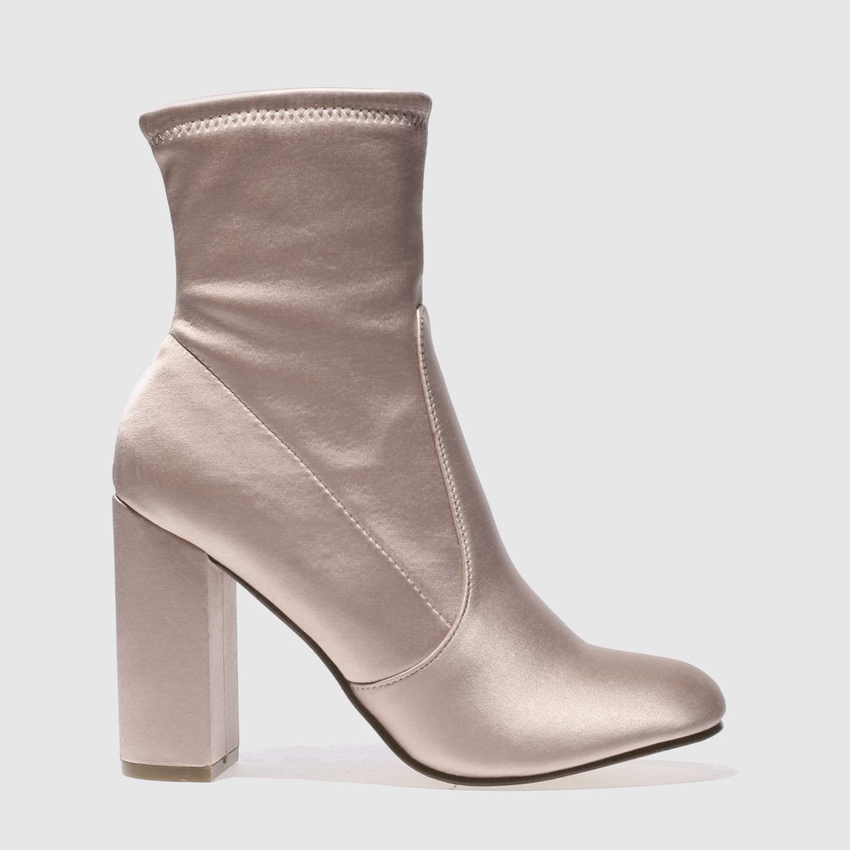 Schuh Pale Pink Refresh Boots