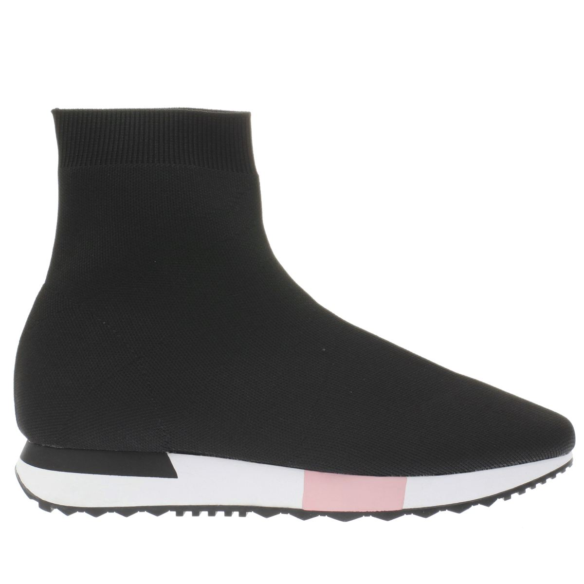Schuh Black Broadcast Boots